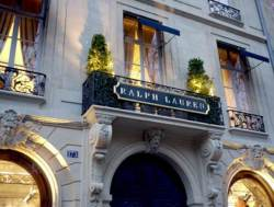Brand Flagship Ralph Lauren in Paris