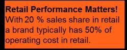 Retail Cost Ratio