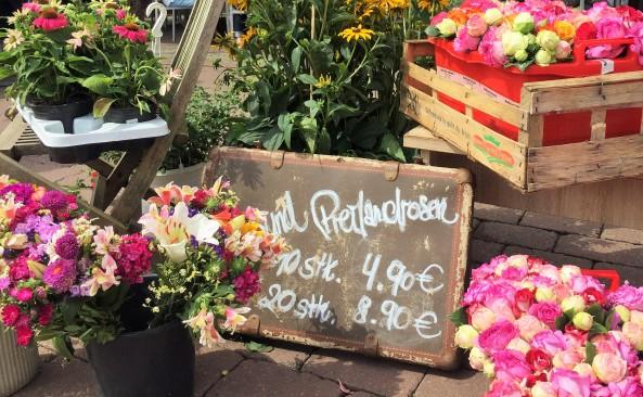 Floristik à la carte - Mehrwert statt preiswert